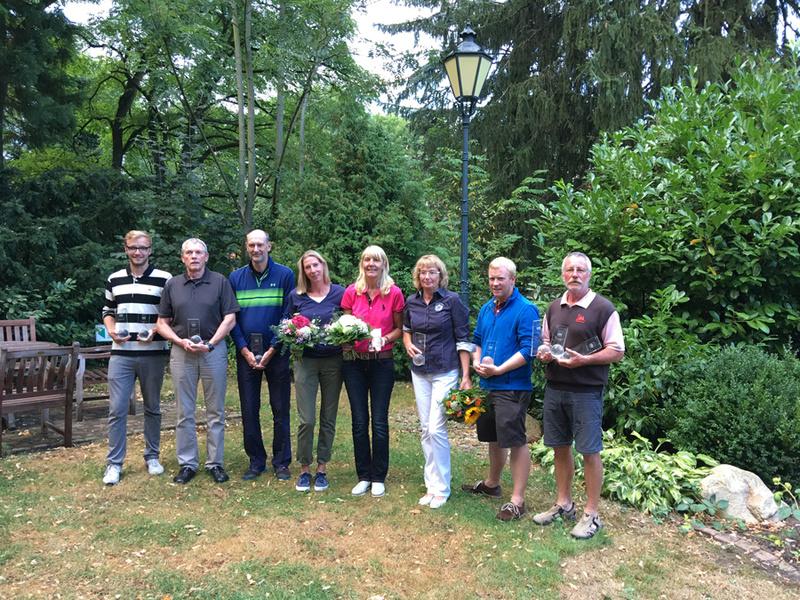 Clubmeister 2016 St. Lorenz Golf